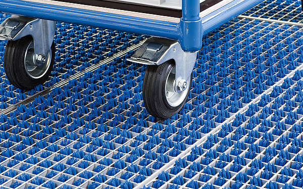 roller cleaning, tire cleaning, stainless steel, gratings